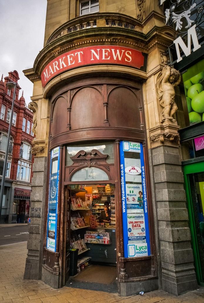 Market News, Boots