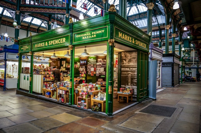 Marks & Spencer (Kirkgate Market)