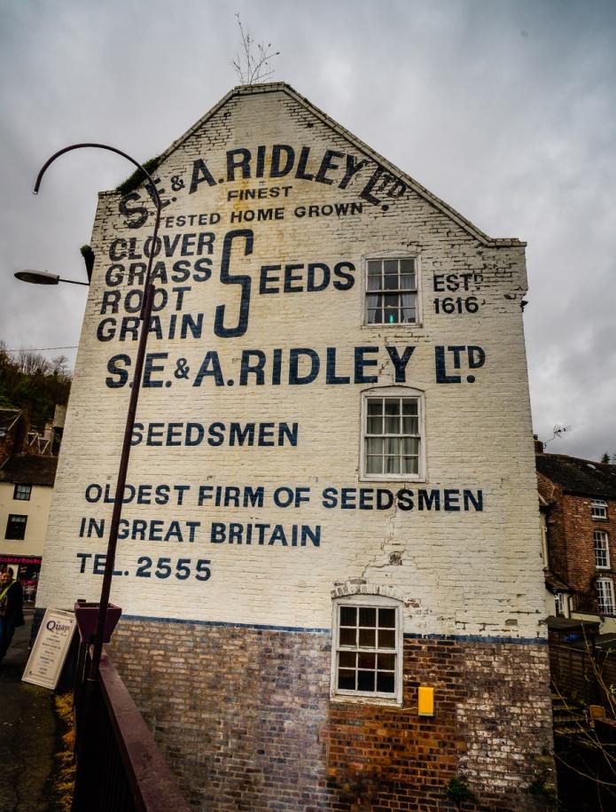 S.E. & A. Ridley Ltd.