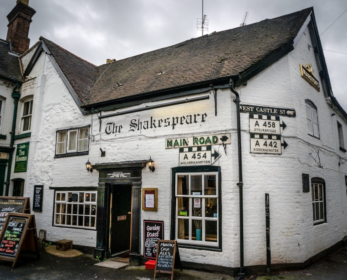 The Shakespeare (Bridgnorth)