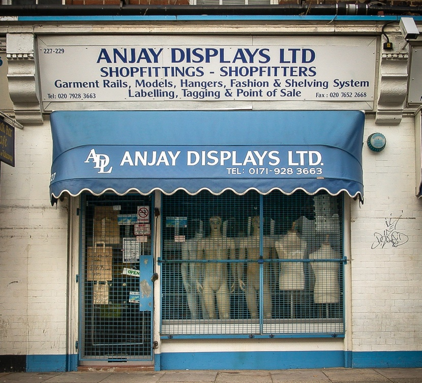 Anjay Displays Ltd