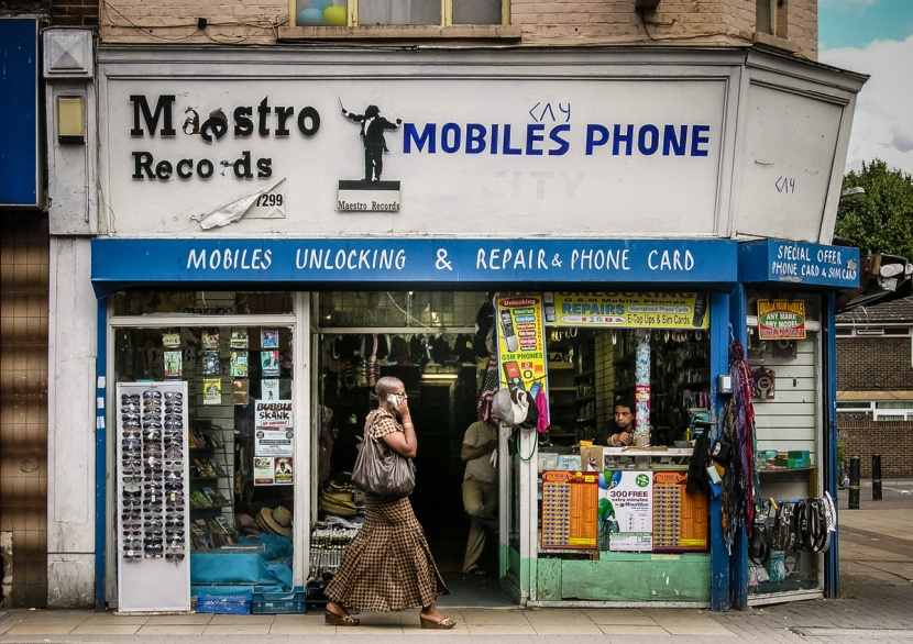 Maestro Records, Mobiles Phone