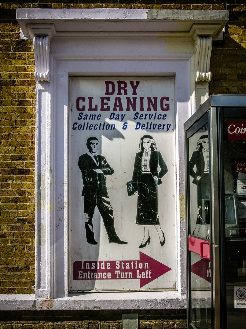 First Class Dry Cleaning