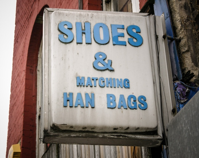 Shoes & Matching Han Bags