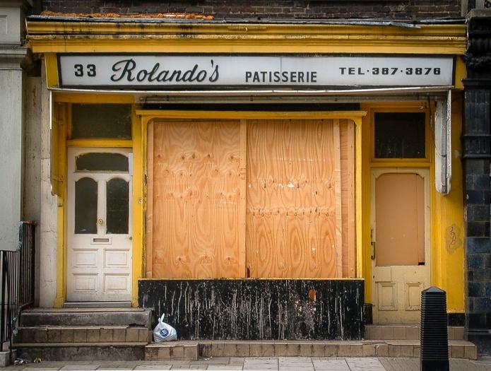 Rolando's Patisserie
