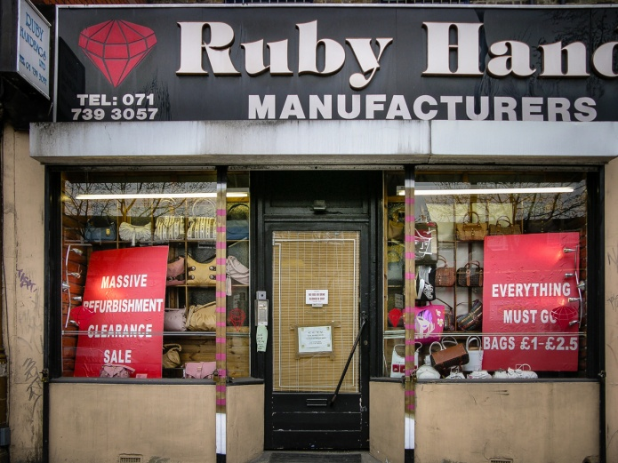 Ruby Handbags