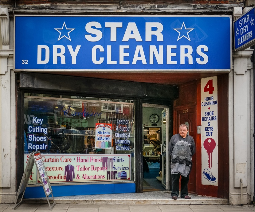 Contact Us - Celebrity Dry Cleaners
