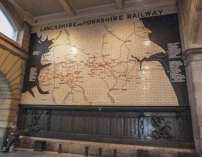 Victoria Station (Manchester)