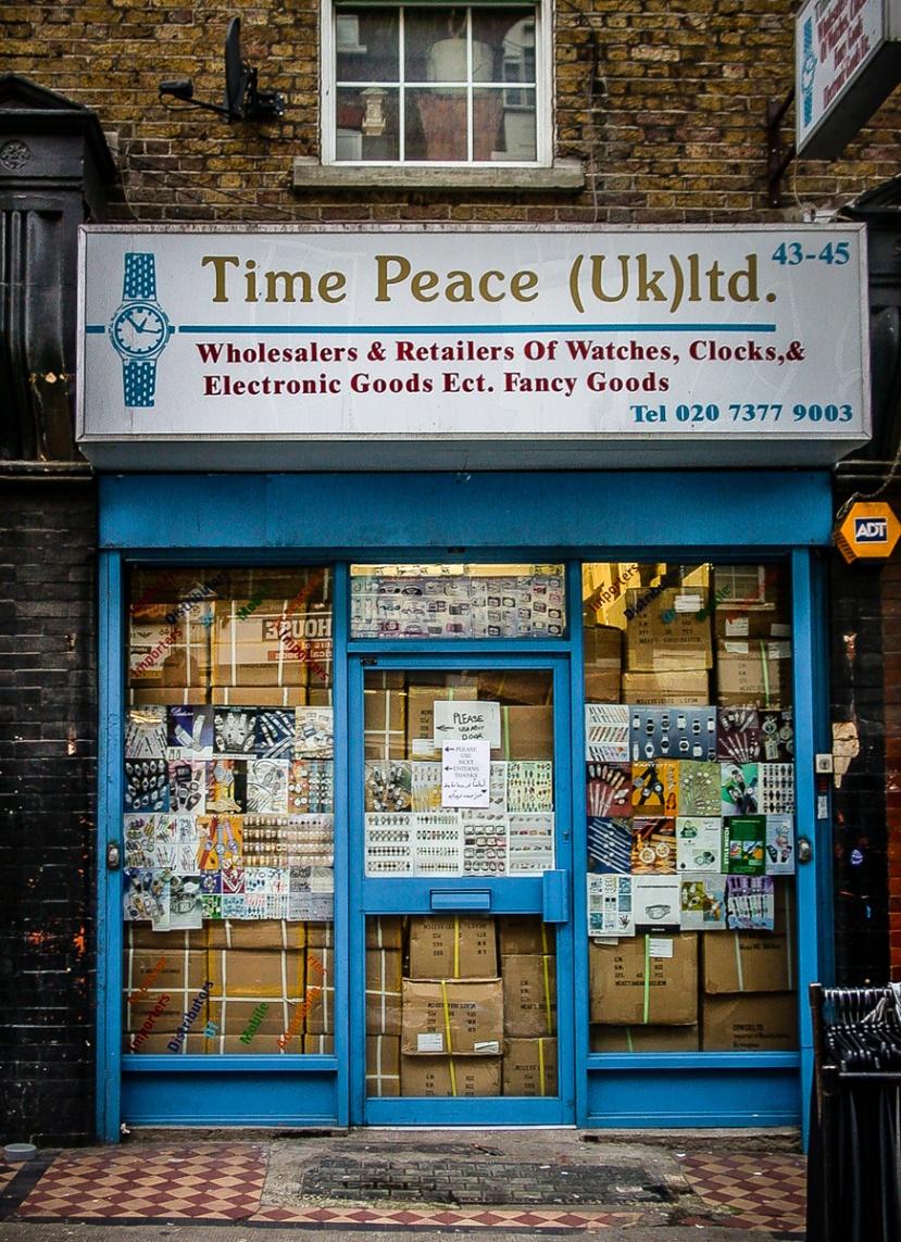 Time Peace (UK) ltd.