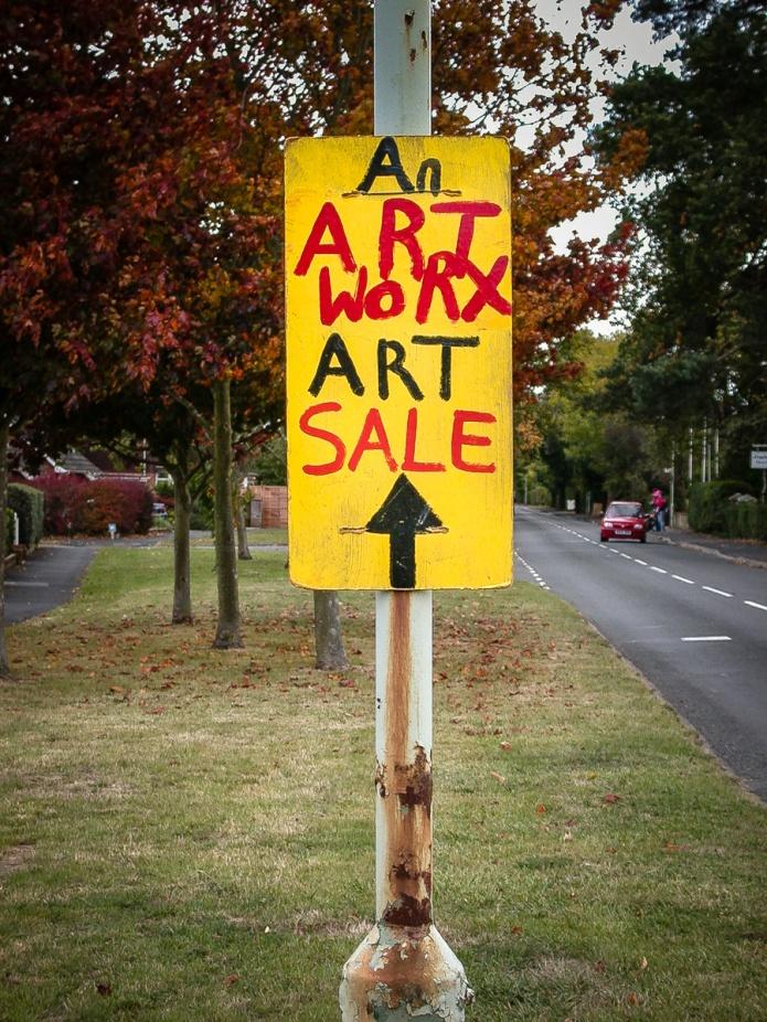 Art Worx Art Sale