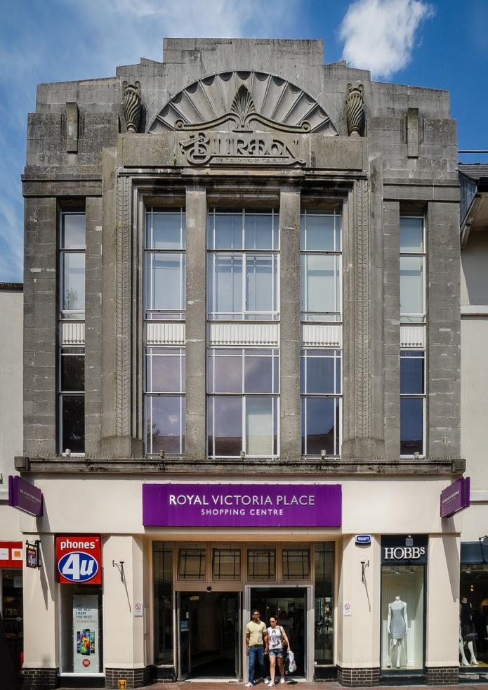 Burton (Royal Victoria Place)