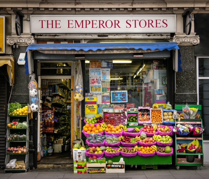 The Emporor Stores