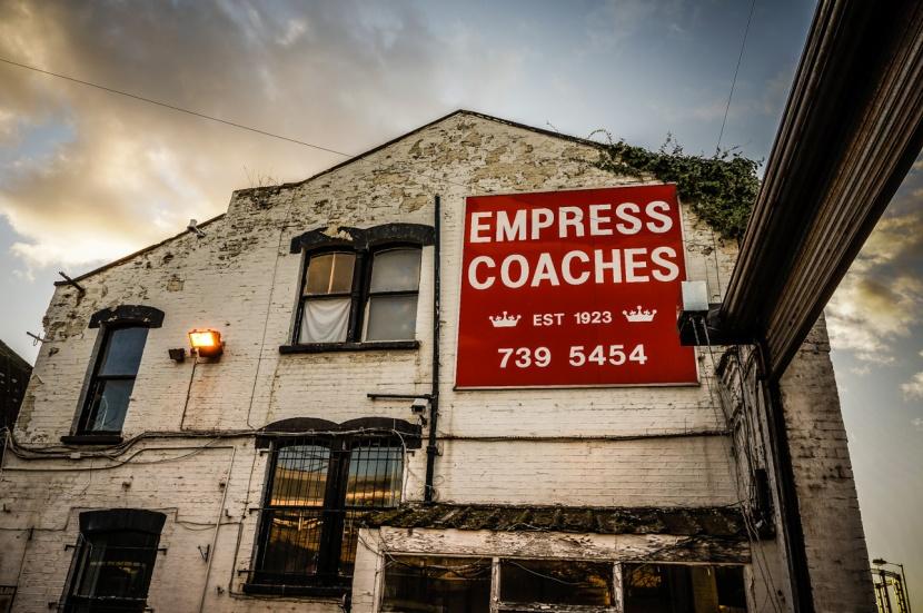 Empress Coaches