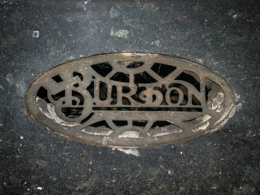 Burton (Antique Warehouse)