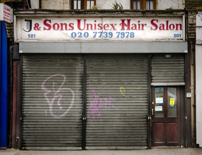 J & Sons Unisex Hair Salon