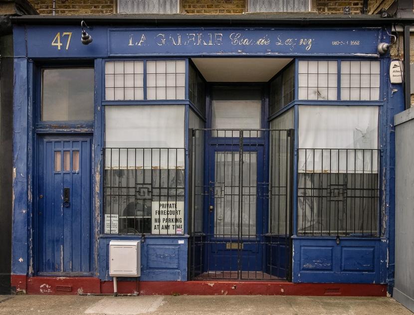 La Galerie Claude Sagny