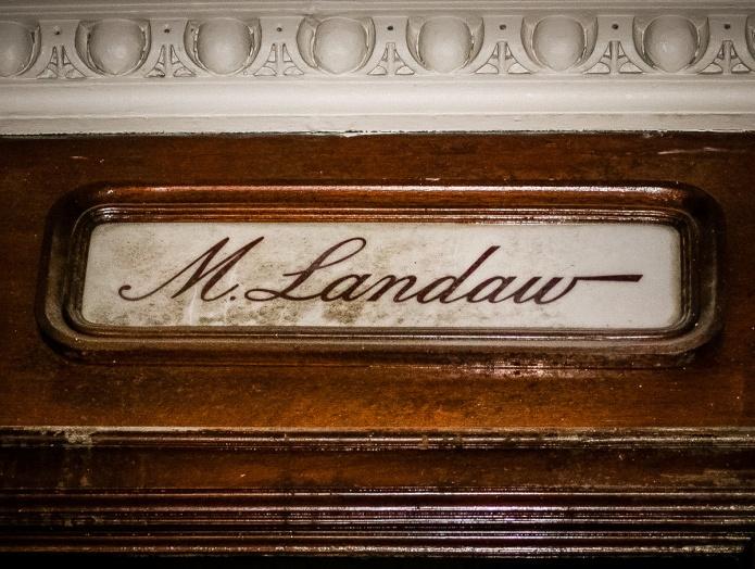 M. Landaw