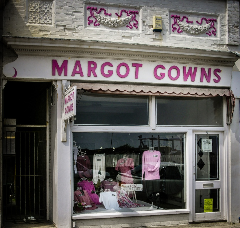 Margot Gowns