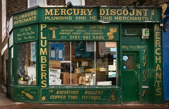 Mercury Discount