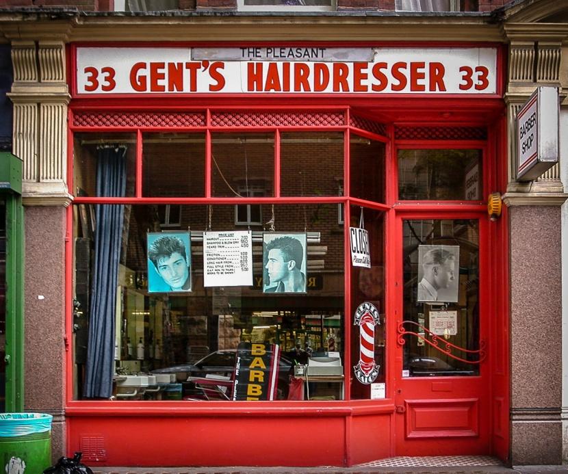 The Pleasant Gent's Hairdresser
