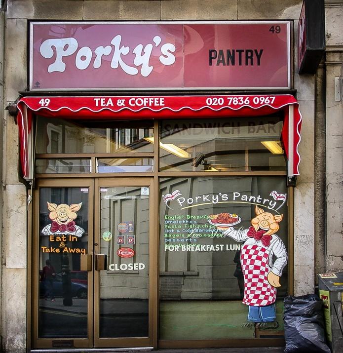 Porky's Pantry