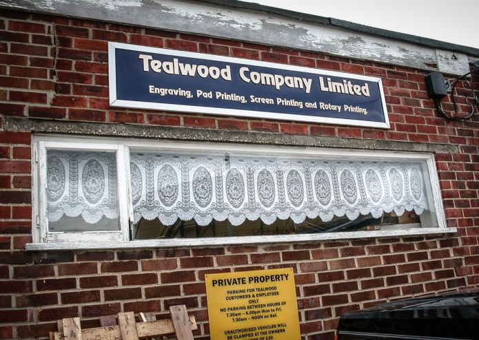 Tealwood Company Limited