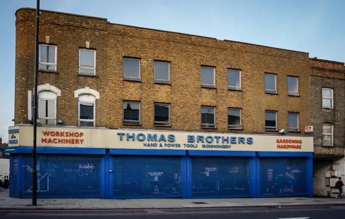 Thomas Brothers