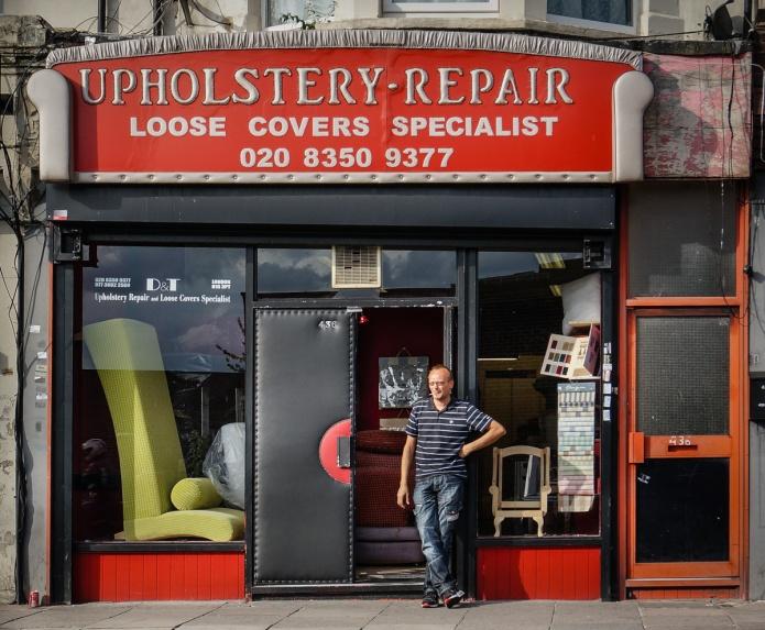 D&T Upholstery Repair