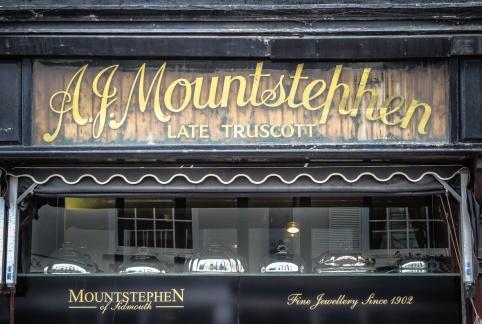A.J. Mountstephen Late Truscott