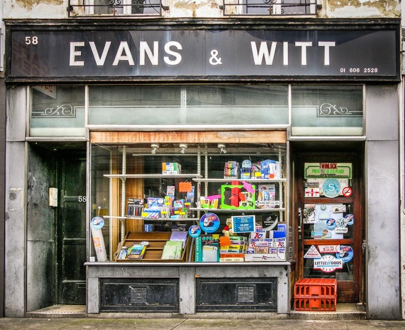Evans & Witt