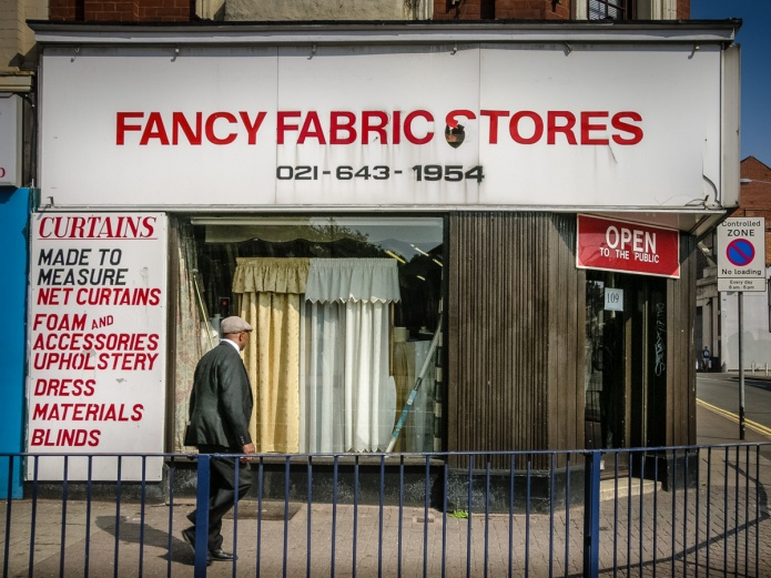 Fancy Fabric Stores