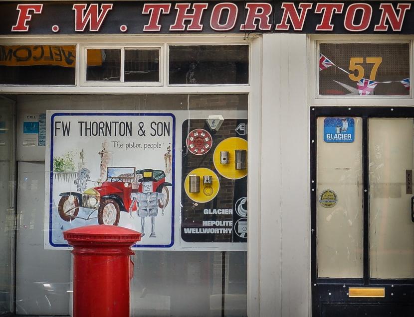 F.W. Thornton & Son
