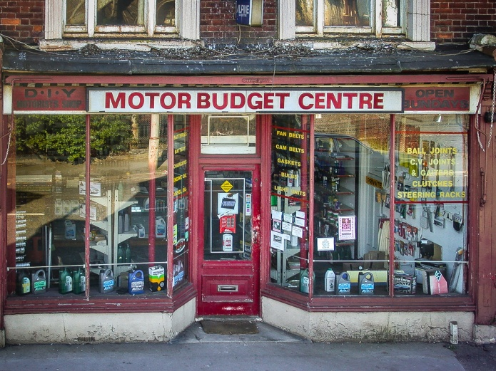 Motor Budget Centre