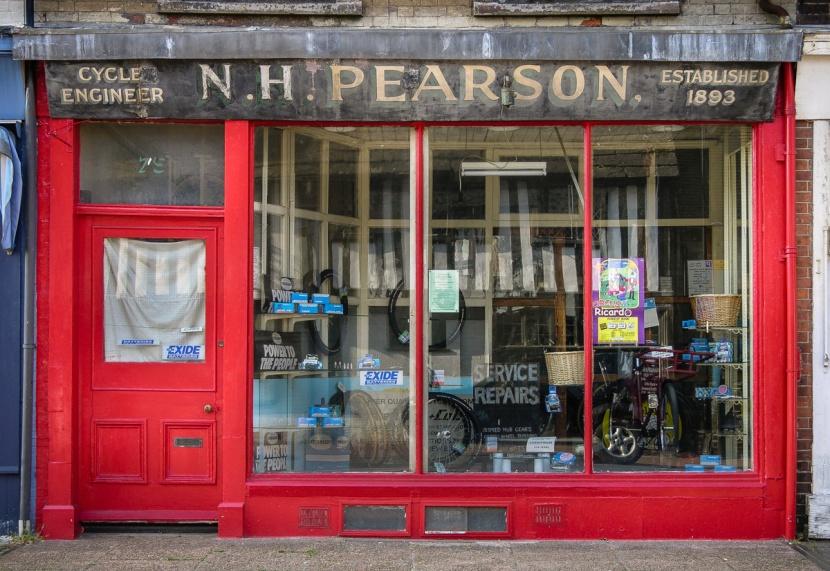 N.H. Pearson,