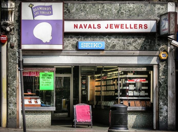 Navals Jewelllers (G.W. & A.E. Thompson Ltd)