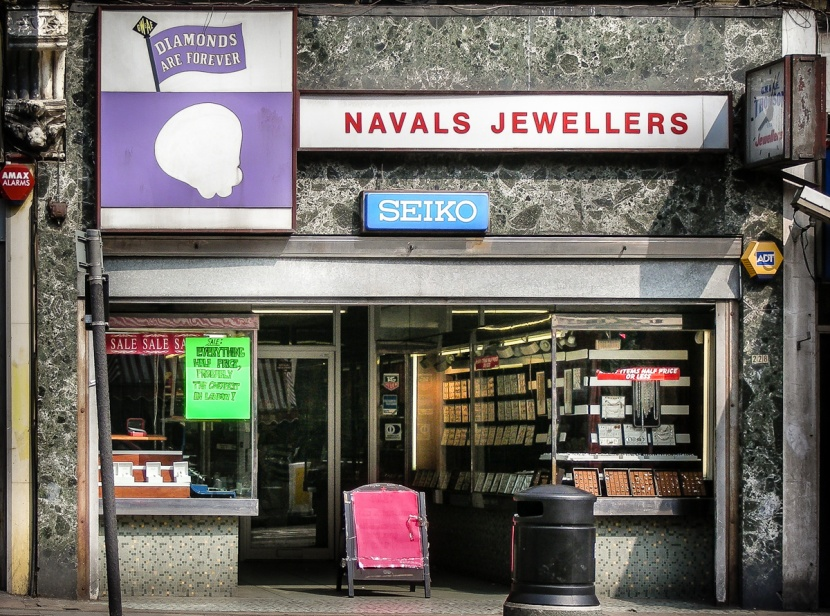 Navals Jewelllers (G.W. & A.E. Thompson Ltd)