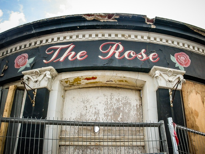 The Rose of Denmark