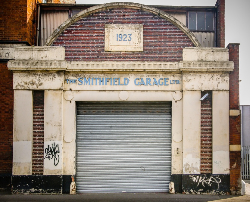 The Smithfield Garage Ltd
