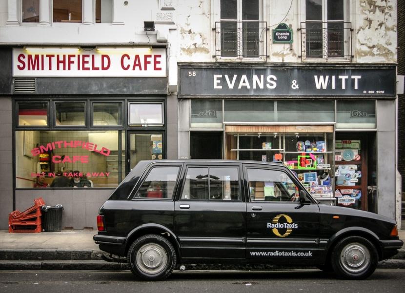 Smithfield Cafe, Evans & Witt