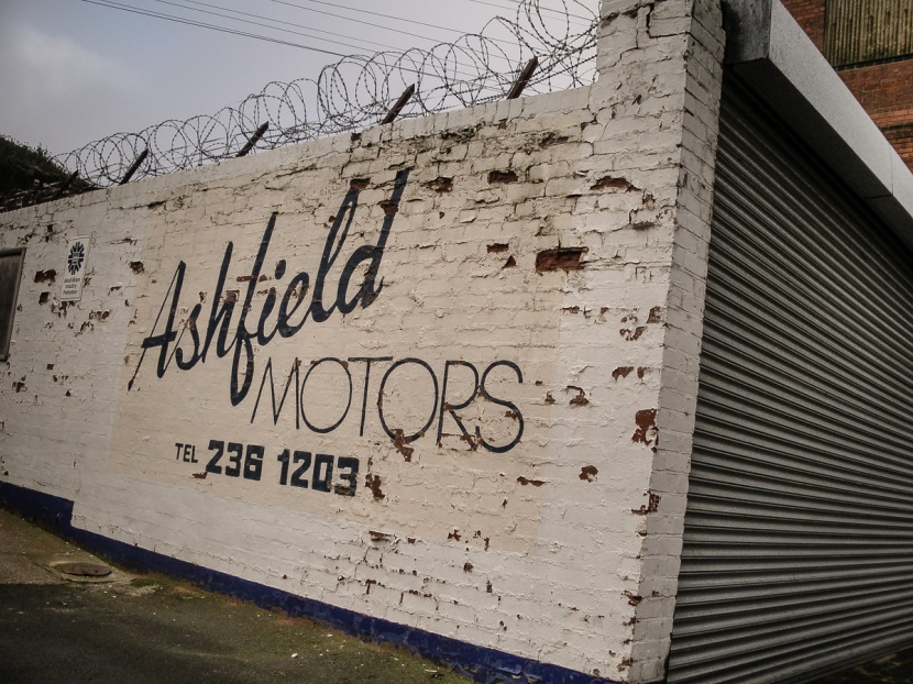 Ashfield Motors