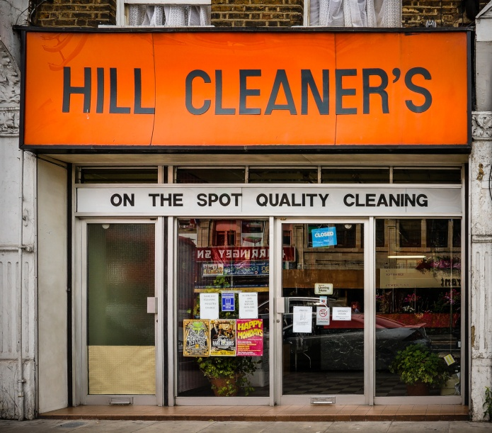 Hill Cleaner's