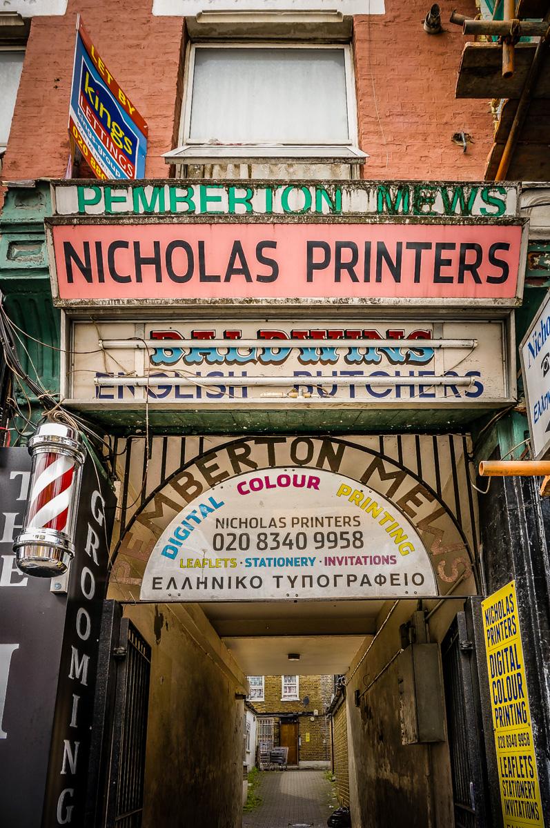 Nicholas Printers (Baldwins)