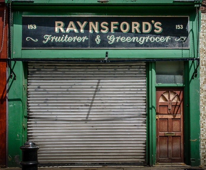 Raynsford's