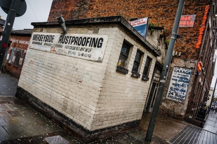 Seel Street Garage