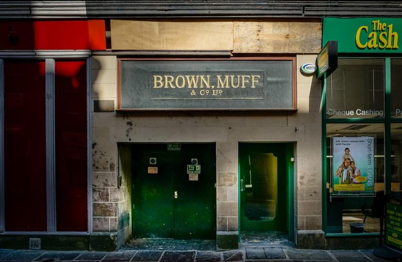 Brown, Muff & Co. Ltd.