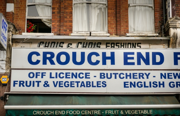 Chris & Chris Fashions (Crouch End Food Centre)