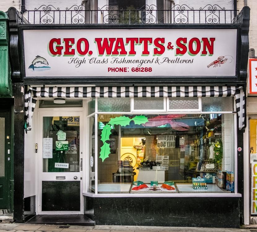 Geo. Watts & Son