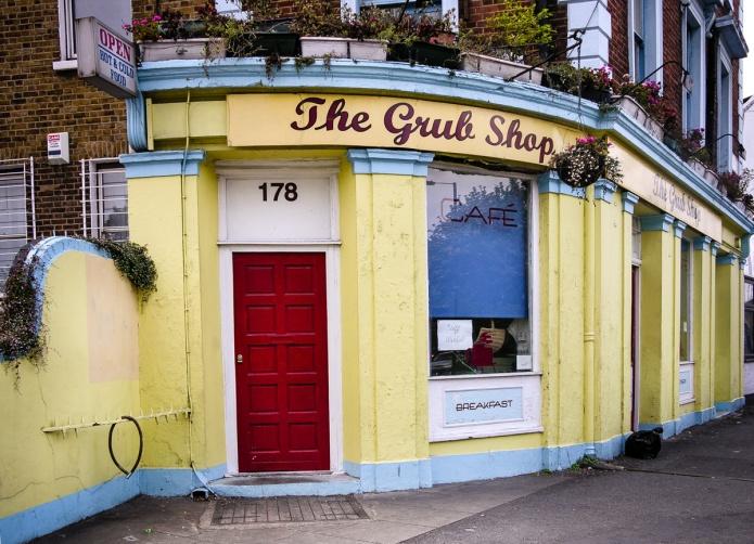 The Grub Shop