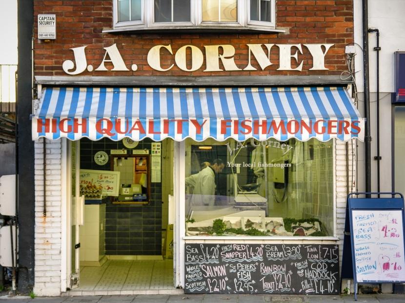 J.A. Corney