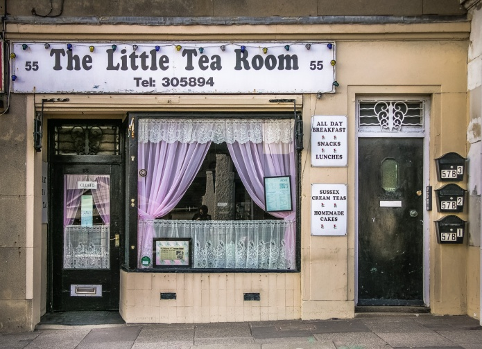 The Little Tea Room
